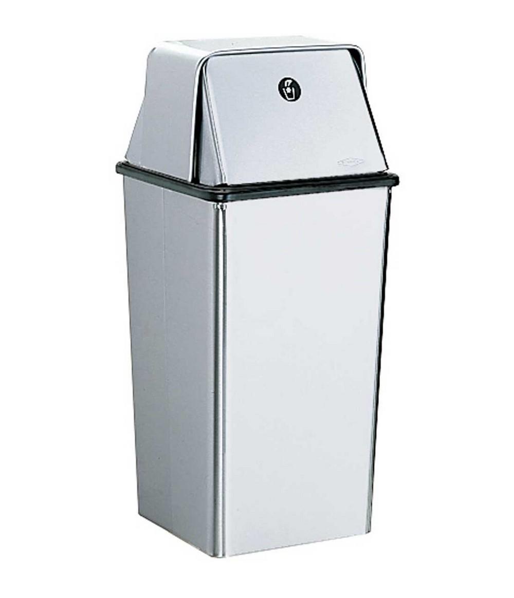 Washroom Products: Bobrick B-2250 Waste Receptacle