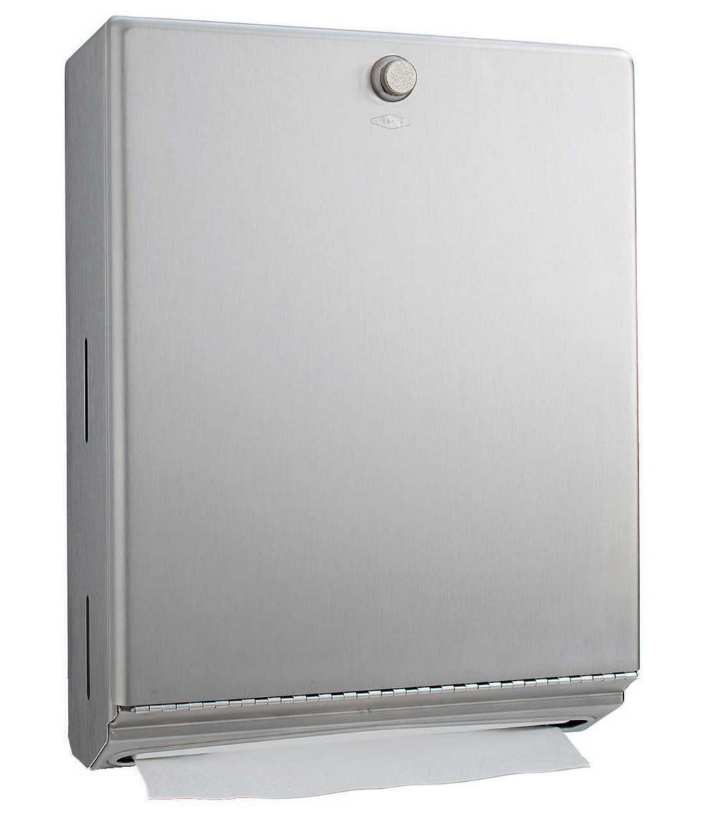 Washroom Products: Bobrick B-2620 Paper Towel Dispenser