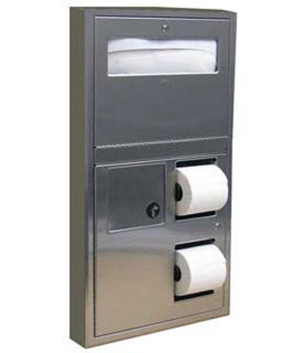 Bobrick B 3579 Seat Cover Dispenser Sanitary Napkin