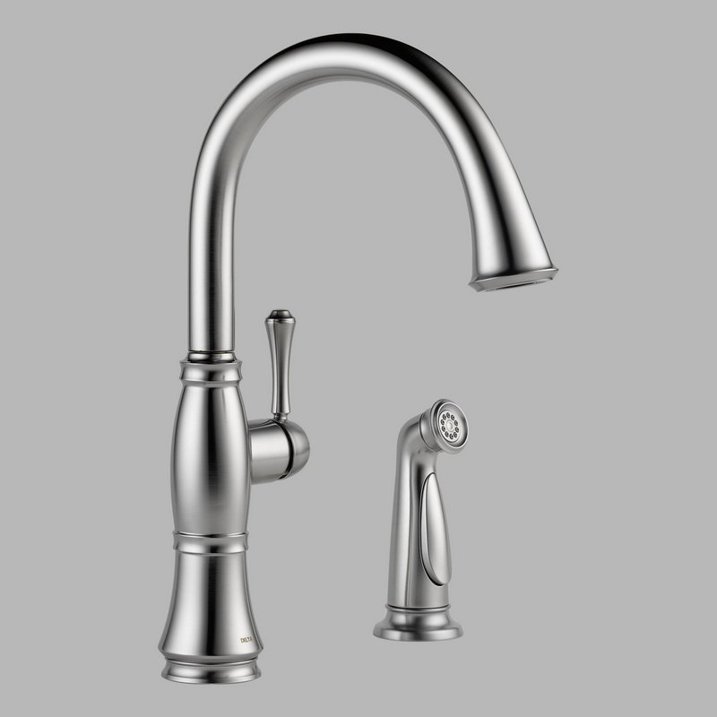 delta faucets kitchen on delta waterfall 174 pbwf delta faucet 11946 sssd dst parts list and diagram