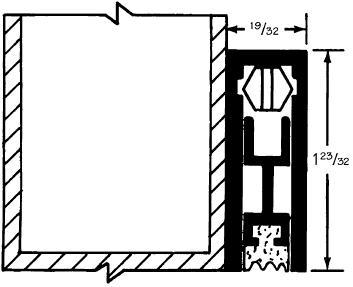 Bottom Battalion automatic door