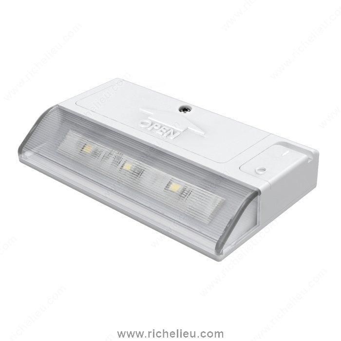 Richelieu 4301030 LED Battery Operated Drawer Light
