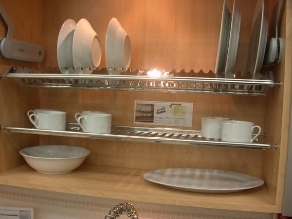 Richelieu 570170 Plate Rack