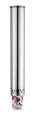 Tomlinson 1003725 1018 Stainless Steel Cup Dispensers