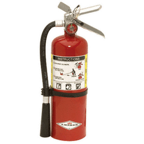 CRL FB500 5.0 Dry Pressurized Fire Extinguishers