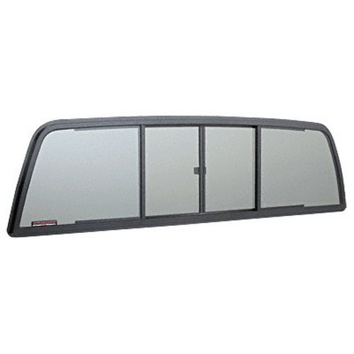 CRL TSW1400LT Four Panel Duo-Vent Sliders for 1984-1995 Toyota SR5 Standard Cabs