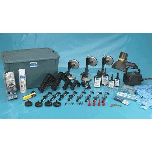 Crl Uvsk4 Pro Uv Bonding Kit With High Intensity Spot Lamp