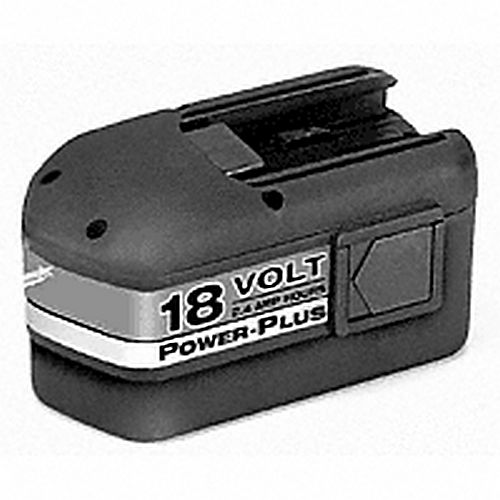 Crl 2002230 Milwaukee Power Plus 18 Volt Battery Only