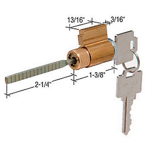 CRL E2198 Cylinder Lock for Kwikset