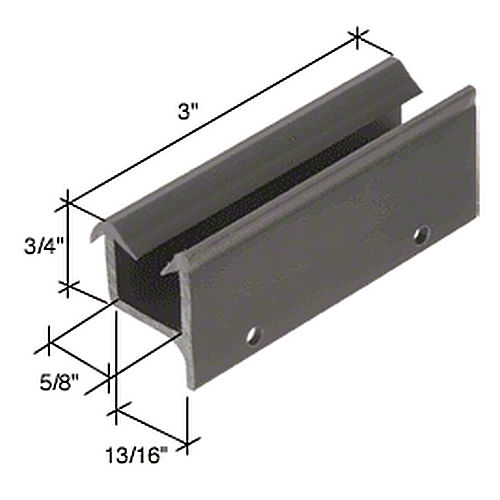 Tub Shower Door Guides - All About Doors and Windows