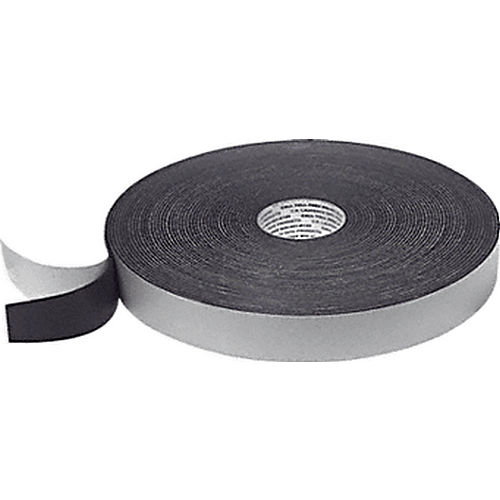 CRL 74418X112BL Single Sided Foam Glazing Tape, Black