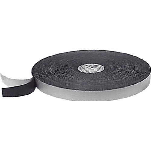 CRL 74418X12BL Single Sided Foam Glazing Tape, Black