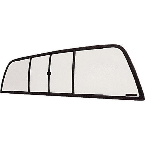 CRL TSW1200B Four Panel Duo-Vent Sliders for 1994-1997 Mazda Standard Cabs