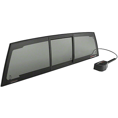 CRL EPC213S POWR Slider for 2014+ T6 Ford Ranger (intl mkt)