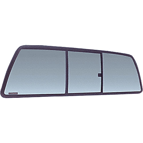 CRL TRC998S Tri-Vent Slider with Solar Glass