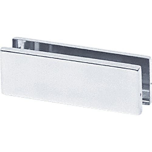 CRL 1NT102A Patch Fitting Replacement Cover Plate, Aluminum
