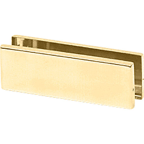 CRL 1NT102BR Brass Patch Fitting Replacement Cover Plate for PH34