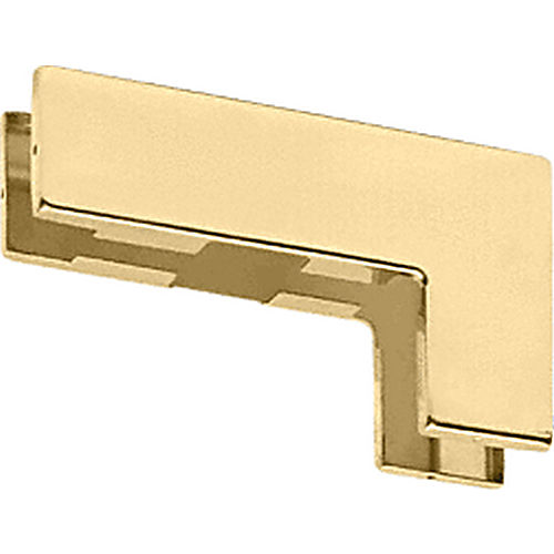 CRL 1NT103BR Brass Patch Fitting Replacement Cover Plate for PH40
