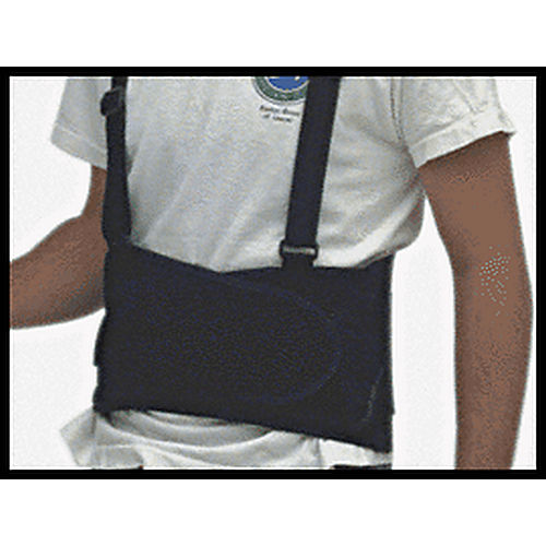 CRL 5900MB Medium Elastic Back Support Belt