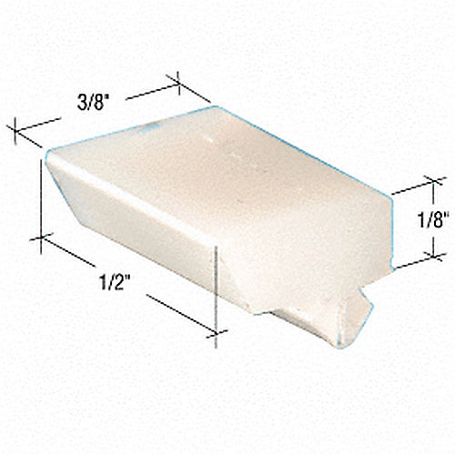 CRL G3115 Top and Bottom Window Guide for Majestic Windows