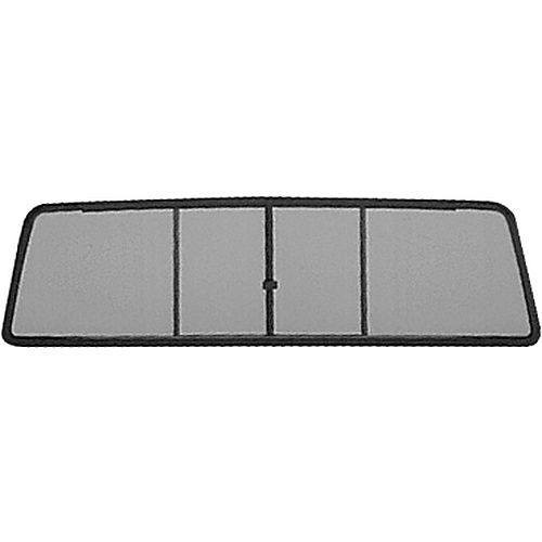 CRL TSW610S Four Panel Duo-Vent Sliders for 1988-1995 All Isuzu Cabs