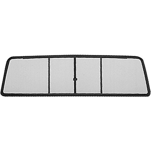 CRL TSW610LT Four Panel Duo-Vent Sliders for 1988-1995 All Isuzu Cabs