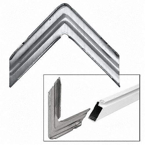 how to make aluminium screen door frame