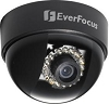 EverFocus ED230/N-4B Mini Dome Color Surveillance Camera