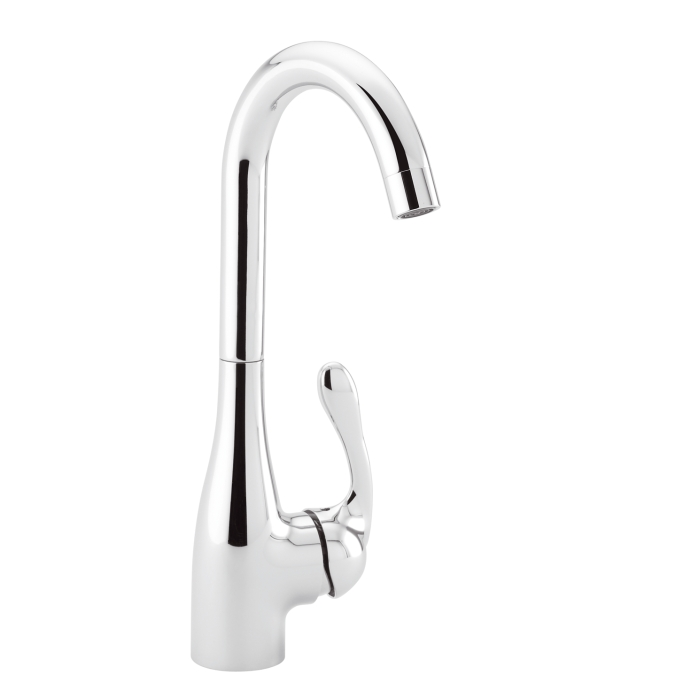 Hansgrohe 14801801 allegro e bar faucet - Hansgrohe kitchen faucet parts ...