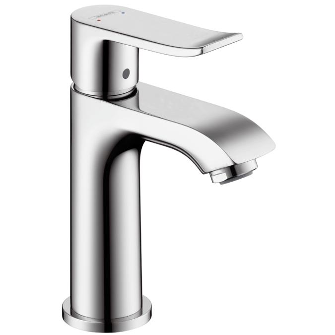 Hansgrohe 31088821 Metris 100 Single Hole Faucet