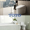 Toto CST494CEMFRG#01 Connelly Dualflush Toilet RH Cotton
