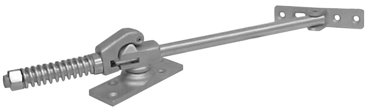 Abh Hd7010 Extra Heavy Duty Surface Mounted Overhead Stop