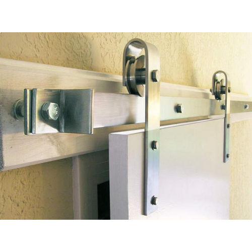 Acorn BH1JI-8 Barn Door Hardware 8' - Smooth