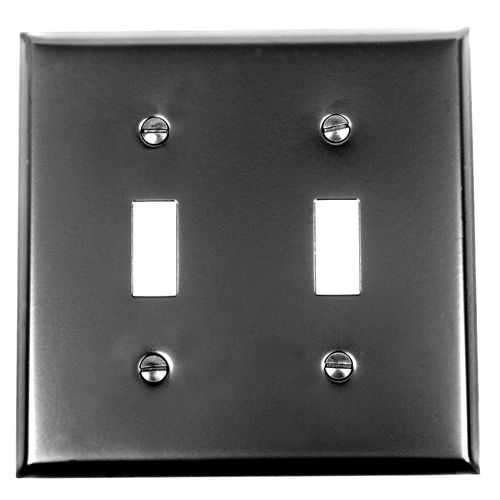 Acorn AW2BP Toggle Switch Plate 2