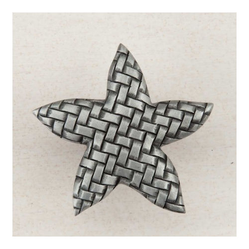 Acorn DP9PP Artisan Collection Knob Woven Star 1-3/4