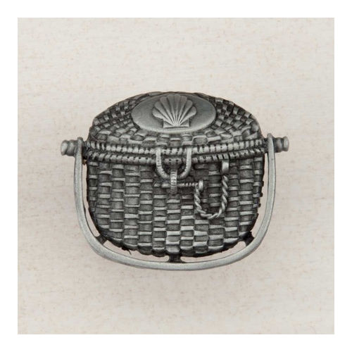 Acorn DPBPP Artisan Collection Knob Nantucket Basket 1-3/8