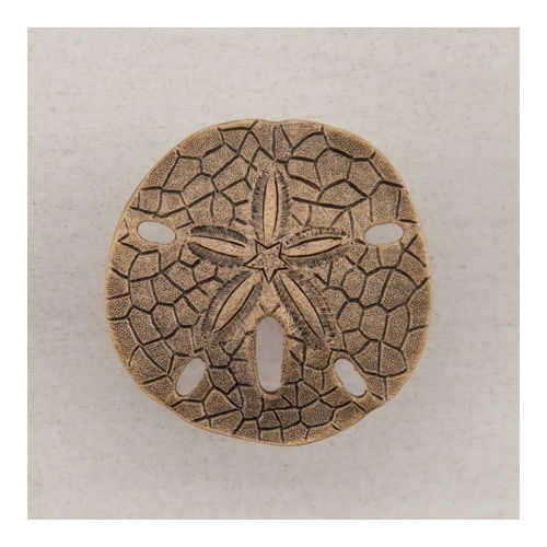 Acorn DPDGP Artisan Collection Knob Sanddollar 1-1/2