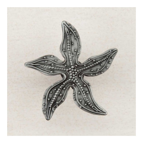 Acorn DPNPP Artisan Collection Knob Beaded Starfish 1-7/8