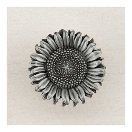 Acorn DQ8PP Artisan Collection Knob Sunflower 1-3/8