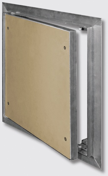 Drywall Access Panel With Door : Acudor dw access door with drywall insert quot