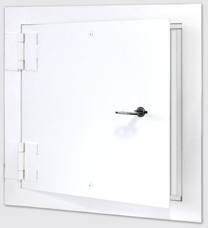 Acudor sd 6000 high security access door 18 x 18 for 18 x 18 access door