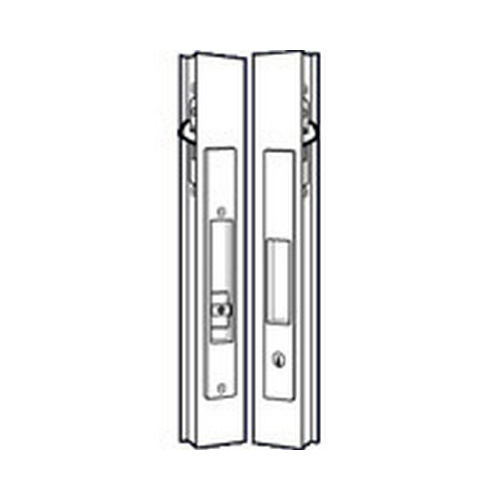Adams Rite 4431-09-05-IB Flush Lockset Individually Boxed