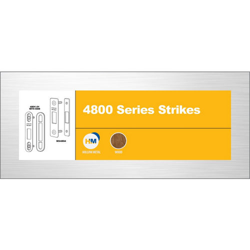 Adams Rite 4802-00-603 Strike