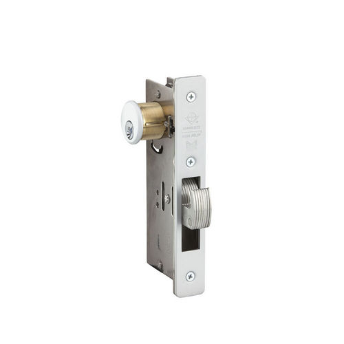 Adams Rite MS1950-410-628 MS Deadlock, Clear Aluminum Anodized
