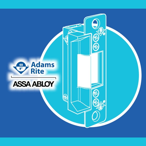 Adams Rite 31-0993-3-IP Solenoid Assembly (24VDC) 50 Fail Secure