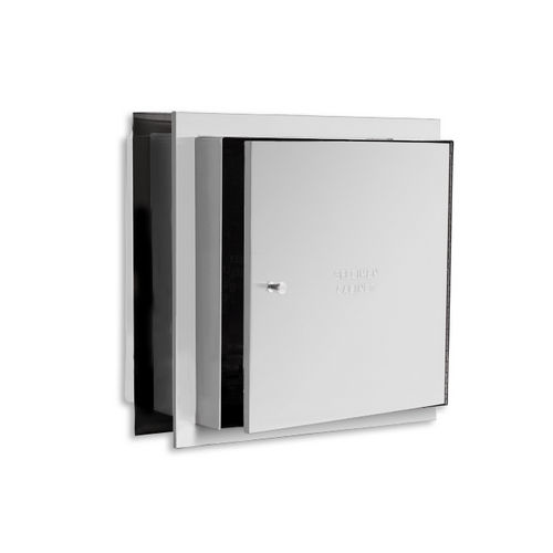AJW U905 Specimen Pass Box, Partition Mounted