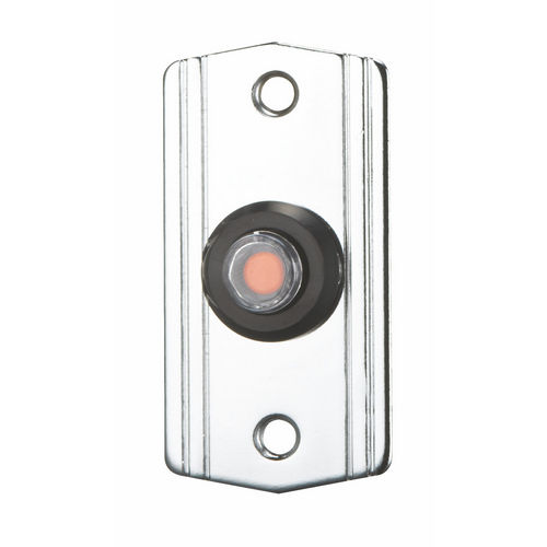 Alarm Controls MP-44 Push Button, Mini Plates