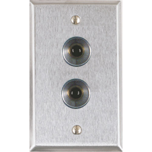 Alarm Controls RP-27A RP Push Button Plate
