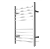 Amba Products RSWP-B Towel Warmer Radiant Square - Plug-In, Brushed