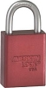 American Lock A1105RED Padlock Shackle 1